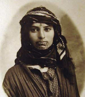 Maral Bisnikyan, 20 yaşında, Nubaryan Kütüphanesi arşivi, Paris